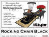 iStyle Rocking Chair Black