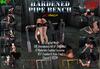 [AF] Hardened Pipe Bench - Promo Price!