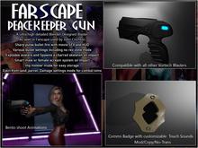 Farscape Peace Keeper Pistol V1.0