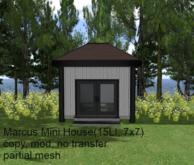 Marcus Mini House(15LI, 7x7)