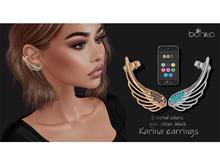 *Bonita* Karina earrings