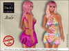 :: D!vine Style :: Baila - Strapped Mini Dress