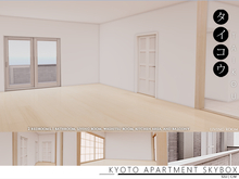 taikou / kyoto apartment skybox