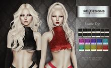 KiB Designs - Luane Top FATPACK