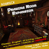 TARDIS Expansion, Drawing Room