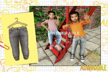 Admirable- Skinny Jeans (Grey)