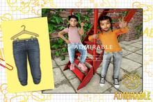 Admirable- Skinny Jeans (Medium)