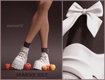 [Enchante'] - Maeve Socks - FATPACK HUD