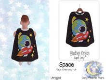 {SMK} Bixley Cape | Space | Unrigged