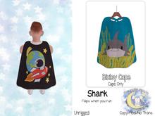 {SMK} Bixley Cape | Shark | Unrigged