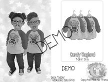 {SMK} Candy Ragland   DEMO   Bebe, TDB & TDK