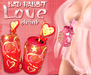 .:Bad Rabbit:. Love drink Star (with bento hold animations)