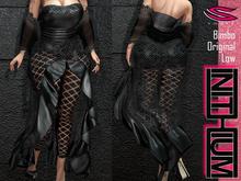 ::Smexy:: Kupra Level Dress BLACK
