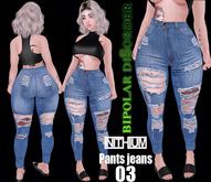 Bipolar Disorder - 03 Torn  Jeans INITHIUM KUPRA