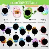 SEmotion Libellune Slime Guy #2 RARE
