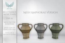 [Ari-Pari] Belly Dance Music Vases - Mesh Amphorae Version (E)