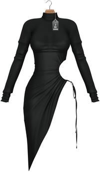 JF Design-Lea Dress-Maitreya-Belleza-HG-Legacy-Perky-Black