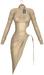JF Design-Lea Dress-Maitreya-Belleza-HG-Legacy-Perky-Wheat