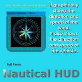 Nautical HUD  boxed