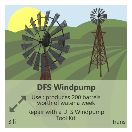 DFS Windpump