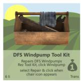 DFS Windpump Tool Kit