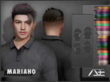 Ade - Mariano Hairstyle (Mix)