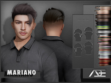 Ade - Mariano Hairstyle (FULL PACK)