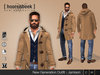 Complete Outfit - Jamison - Signature, Legacy, Belleza, SLink, Classic Avatar