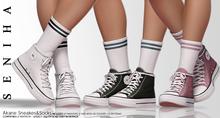 Seniha. Akane Sneakers // Fatpack