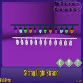 [MC]  FP String Lights [wear to unpack]