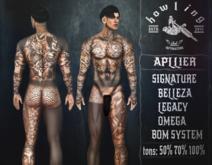 [ H O W L I N G ]-Budax- Tattoo.