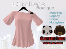 Birdie's Boutique - Elizabeth Dress Pink