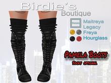 Birdie's Boutique - Pamela Boots Black