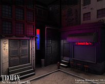 TROPIX // No Vacancy Scene 02[BOX]