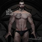 Skoll - Odin tattoo unpacker