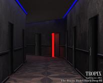TROPIX // The Room Hotel BackDrop 01 [box]
