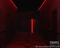 TROPIX // The Room Hotel BackDrop 02 [box]