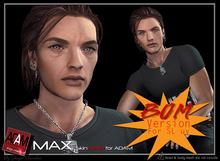 *!*Adam-skin head MAX BOM