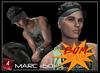 *!*Adam-skin head Marc 60 BOM