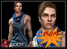 *!*Adam-skin head EDDY BOM -- wear to unpack