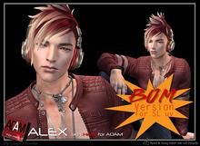 *!*Adam-skin head- Alex BOM