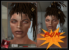 *!*Adam-Bill Skin head BOM-- wear to unpack
