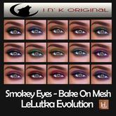 I n' K Original - Smokey Eyes BOM - LeLutka EVO