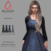 ~{Bs}~ Lagherta Dress  Fatpack 1.1 (wear me to unpack)