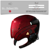 :::SOLE::: SA - Helmet SH1 (Red)