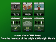 Mini Mania - The new MM attraction from the creator of Midnight Mania