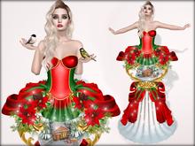 Boudoir Christmas-Christmas Magic