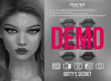 Dotty's Secret - Dead Bae - Lipstick [DEMO]