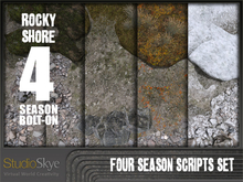Skye Rocky Shore - 4 Season Bolt-on Set [Scripts Only]
