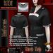 KDC Hired help uniform - black